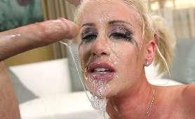 Rachel James Gets Marinaded In Man Sauce - Rachel James - Load My Mouth