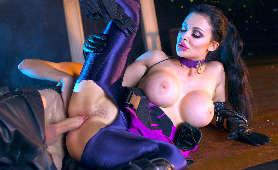 Nancy A i jej sex niewolnik - Porn720