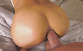Porno Filmy Sex Analny, Blondynka Veronica Leal