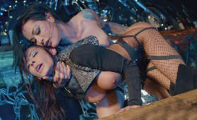 Sex Lesbijki Hd, Sex W Rajstopach Madison Ivy, Katrina Jade