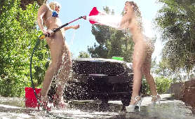Filmy Porno Lesbijki Masaz, Całowanie AJ Applegate, Maddy O'Reilly