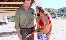 Sex Filmy Darmowe, Bikini August Ames