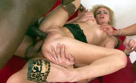 Sex Brutal Filmiki, 1 Kobieta 4 Mężczyzn Anita Vixen