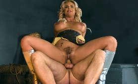 Wielkie Gołe Cyce, Uprawiająca Ostry Sex Phoenix Marie